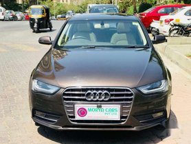 Used Audi A4 2.0 TDI Multitronic 2014 for sale