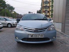 Toyota Platinum Etios VX for sale