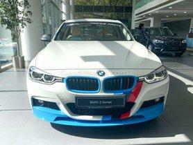 BMW 3-Series M Performance Custom Body Kit Costs Rs 7 Lakh