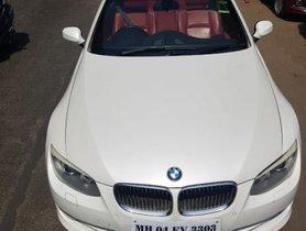 BMW 3 Series 330d Convertible