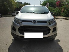 Used Ford EcoSport 1.5 Petrol Ambiente 2016 for sale