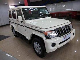 Mahindra Bolero SLX 2017 for sale