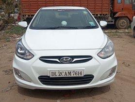 Used Hyundai Verna 2012 car at low price