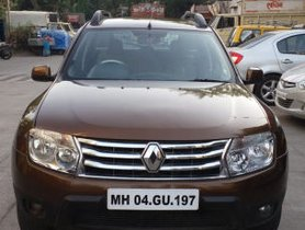 Used Renault Duster 85PS Diesel RxL Optional 2014 for sale