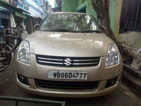 Used Maruti Suzuki Dzire 2010 car at low price