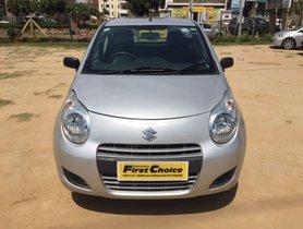Maruti Suzuki A Star 2010 for sale in Gurgaon
