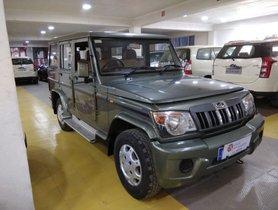 Used Mahindra Bolero 2014 car at low price