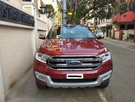 Ford Endeavour 3.2 Titanium AT 4X4 2016 for sale