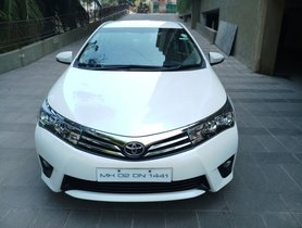 Used Toyota Corolla Altis G AT 2014 for sale