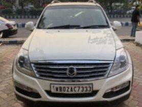 Used Mahindra Ssangyong Rexton 2013 car at low price