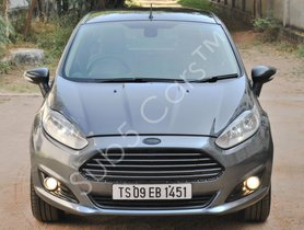 Ford Fiesta 1.5 TDCi Titanium 2014 for sale