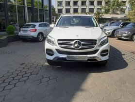 2016 Mercedes Benz GLE for sale at low price