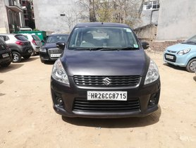 Used Maruti Suzuki Ertiga VXI 2014 for sale