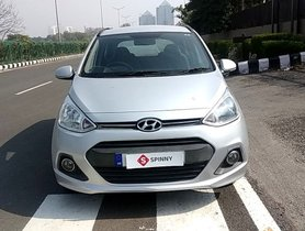 Used Hyundai Grand i10 2013 car at low price