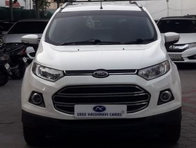 Used 2017 Ford EcoSport for sale