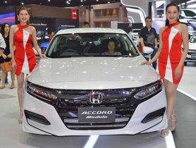 Bangkok Motor Show 2019: Honda Accord, Accord Modulo On Display