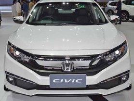 Honda Civic Modulo Showcased At BIMS 2019