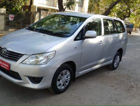 Toyota Innova 2.5 GX (Diesel) 7 Seater BS IV 2013 for sale