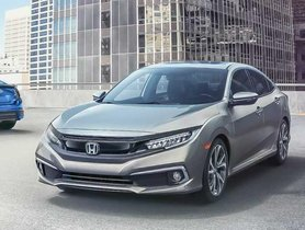 2019 Honda Civic Receives 1,600 Bookings In Less Than Half A Month