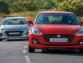 Maruti Swift AMT Vs Hyundai Grand I10 AT - Which Is The Better Option For You?