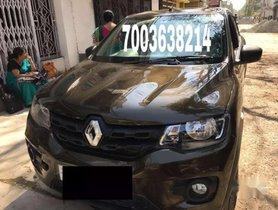 Used Renault Kwid 2017 car at low price