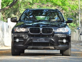 Used BMW X6 car at low price