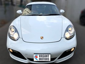 Used Porsche Cayman car at low price