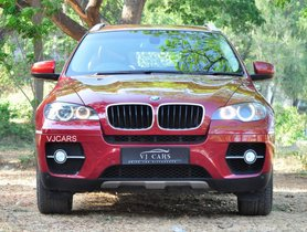 Used BMW X6 xDrive30d 2010 for sale