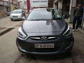 Hyundai Verna Fluidic 1.6 CRDi SX Opt, 2014, Diesel for sale