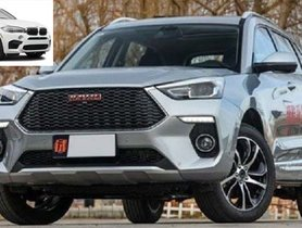The Haval H6 Coupe Is A Mini BMW X6 That Will Soon Launch In India!