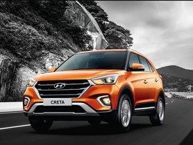 2019 Hyundai Creta EX Variant To Arrive Soon