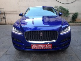 Jaguar F-PACE Prestige 2.0 AWD for sale
