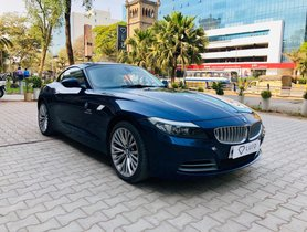 Used BMW Z4 car at low price