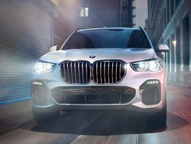 2019 BMW X5 All Set To Be Launched In India On May 16