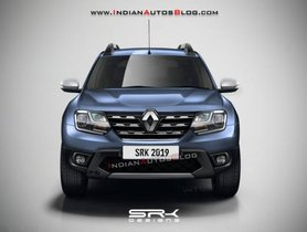 """2020 Renault Duster Looks """"Sizzling"""" In A Speculative rendering"""