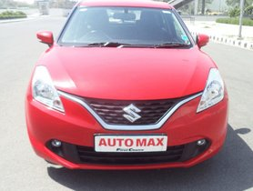 Used Maruti Suzuki Baleno car at low price