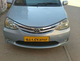 Used Toyota Platinum Etios GD for sale
