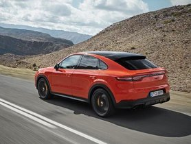 Porsche Cayenne Coupe To Launch In India By October 2019