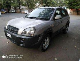 Used Hyundai Tucson car 2005 for sale at low price
