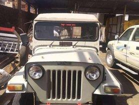 Used Mahindra Jeep car 2000 at low price