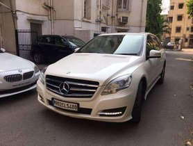 Used Mercedes Benz R Class 2012 car at low price