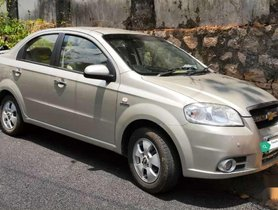Used Chevrolet Aveo car 2008 for sale at low price