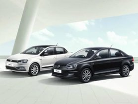 Volkswagen Ameo, Polo, Vento Black & White Special Edition To Launch In India