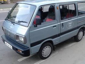 Maruti Omni Discontinued in India Due To Upcoming Regulations