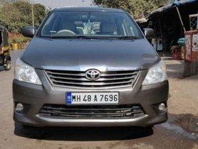 2012 Toyota Innova for sale