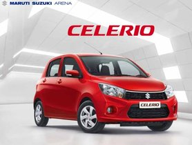 2020 Maruti Celerio To Get 1.2-Litre Petrol Engine From Swift