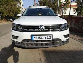 Used Volkswagen Tiguan car at low price