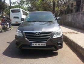 ta Innova 2.5 G (Diesel) 8 Seater BS IV for sale