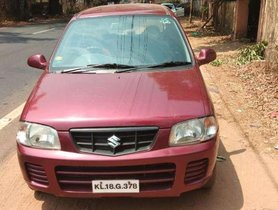 Used Maruti Suzuki Alto 2010 car at low price