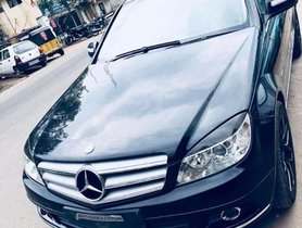 Mercedes Benz C Class 2008 for sale